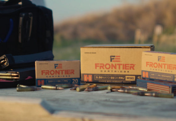 Hornady – Frontier Commercial